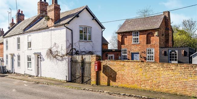 £365,000, 3 Bedroom End of Terrace House For Sale in Clipston, LE16