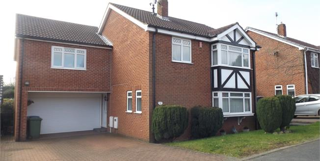Asking Price £240,000, 4 Bedroom Detached House For Sale in Mansfield Woodhouse, NG19