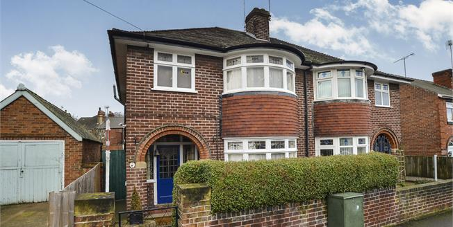 Offers Over £125,000, 3 Bedroom Semi Detached House For Sale in Mansfield Woodhouse, NG19