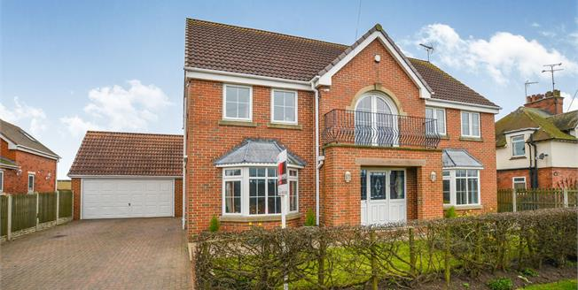 Asking Price £349,950, 6 Bedroom Detached House For Sale in Kings Clipstone, NG21