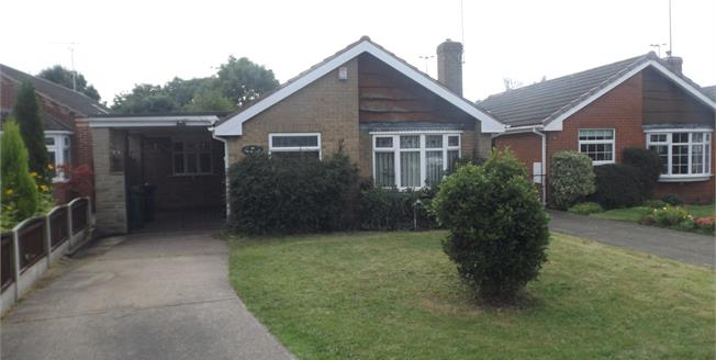 Asking Price £150,000, 3 Bedroom Detached Bungalow For Sale in Mansfield Woodhouse, NG19
