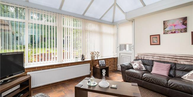 Asking Price £155,000, 2 Bedroom Detached Bungalow For Sale in Shirebrook, NG20