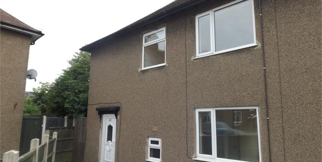 Asking Price £69,950, 3 Bedroom End of Terrace House For Sale in Langwith, NG20