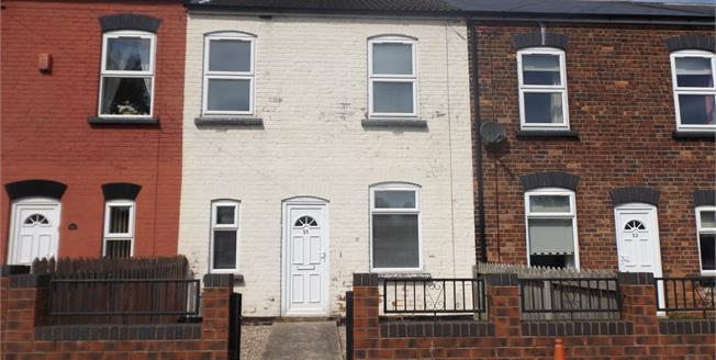 Asking Price £65,000, 3 Bedroom Terraced House For Sale in Warsop Vale, NG20