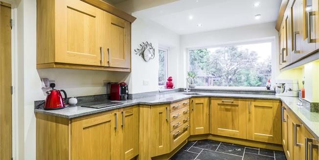 Offers in the region of £250,000, 4 Bedroom Detached House For Sale in Mansfield Woodhouse, NG19