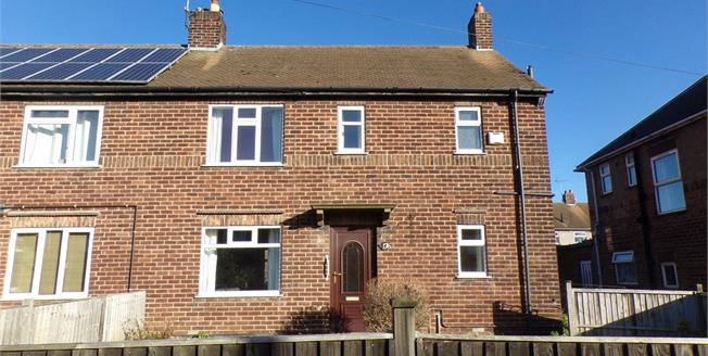 Asking Price £109,500, 3 Bedroom Semi Detached House For Sale in Mansfield Woodhouse, NG19