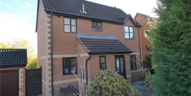 Asking Price £170,000, 3 Bedroom Detached House For Sale in Shirebrook, NG20