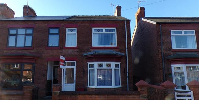Asking Price £130,000, 3 Bedroom Semi Detached House For Sale in Mansfield Woodhouse, NG19