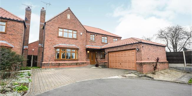 Asking Price £440,000, 5 Bedroom Detached House For Sale in Forest Town, NG19