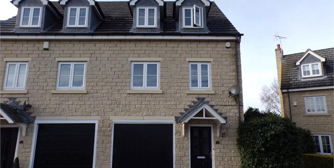 Asking Price £170,000, 3 Bedroom Terraced House For Sale in Church Warsop, NG20