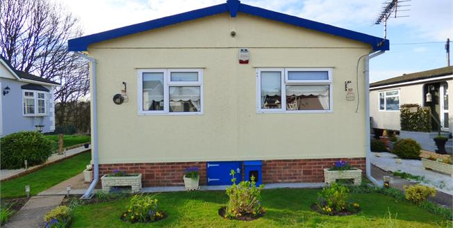 Offers Over £90,000, 2 Bedroom Mobile Home For Sale in Forest Town, NG19