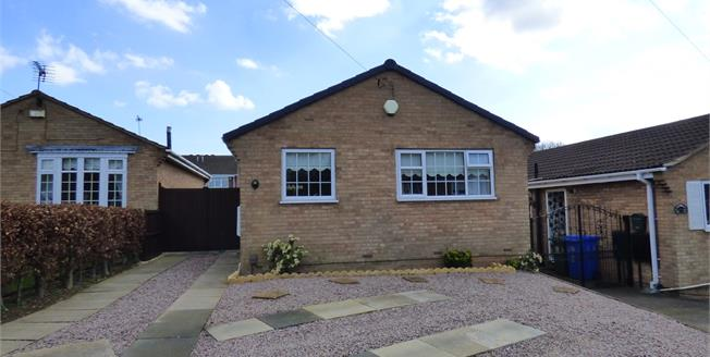 Asking Price £140,000, 2 Bedroom Detached House For Sale in Forest Town, NG19