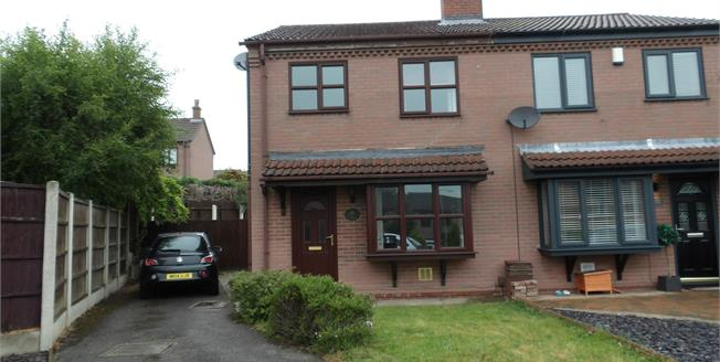 Asking Price £140,000, 3 Bedroom Semi Detached House For Sale in Mansfield Woodhouse, NG19