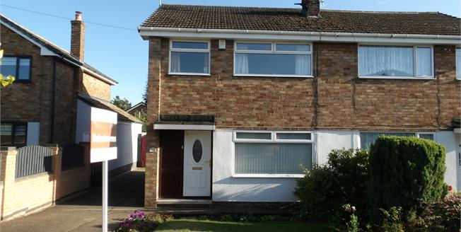 Offers Over £130,000, 3 Bedroom Semi Detached House For Sale in Mansfield Woodhouse, NG19