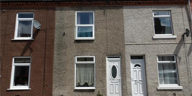 Asking Price £65,000, 3 Bedroom Terraced House For Sale in Mansfield Woodhouse, NG19