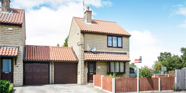 Asking Price £120,000, 2 Bedroom Link Detached House For Sale in Mansfield Woodhouse, NG19