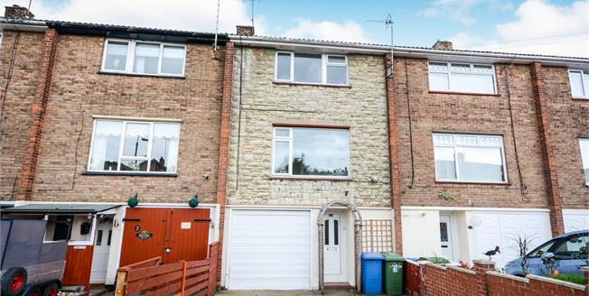 Offers Over £110,000, 3 Bedroom Terraced House For Sale in Meden Vale, NG20