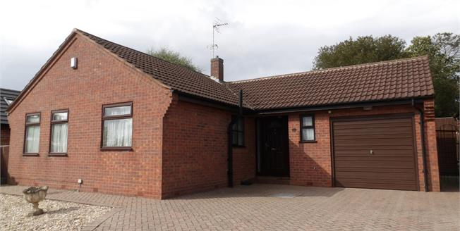 Asking Price £230,000, 3 Bedroom Detached Bungalow For Sale in Forest Town, NG19