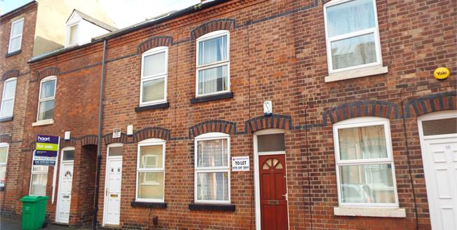 Guide Price £150,000, 3 Bedroom Terraced House For Sale in Lenton, NG7