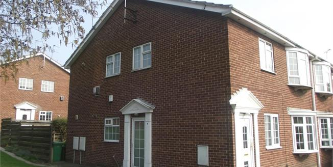 Offers in excess of £120,000, 2 Bedroom Maisonette For Sale in Nottingham, NG7