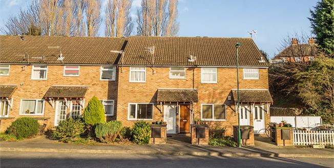 Offers Over £60,000, 1 Bedroom Maisonette For Sale in Nottingham, NG7