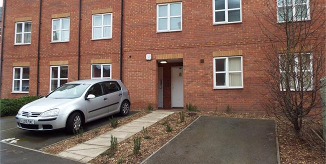 £69,950, 2 Bedroom Flat For Sale in Nottingham, NG5