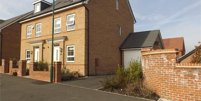 Asking Price £225,000, 4 Bedroom Semi Detached House For Sale in Nottingham, NG8