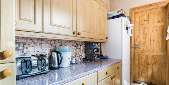 Asking Price £105,000, 2 Bedroom Terraced For Sale in Nottingham, NG7