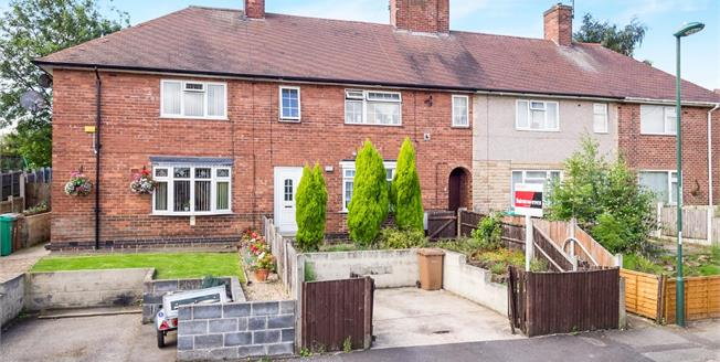 Offers in the region of £100,000, 3 Bedroom Terraced House For Sale in Nottingham, NG8