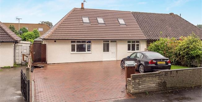 Asking Price £220,000, 4 Bedroom Semi Detached Bungalow For Sale in Nottingham, NG8