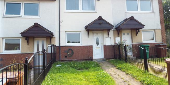 Offers Over £75,000, 2 Bedroom Terraced House For Sale in Nottingham, NG3