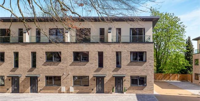 £375,000, 4 Bedroom Town House For Sale in Nottingham, NG3