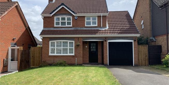 Asking Price £360,000, 4 Bedroom Detached House For Sale in Nuthall, NG16