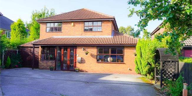 £445,000, 4 Bedroom Detached House For Sale in Mapperley, NG3