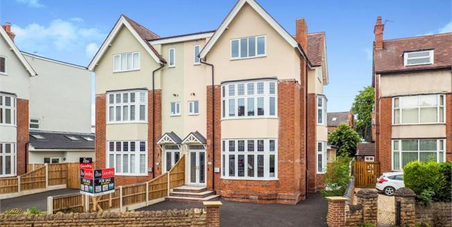 £650,000, 6 Bedroom Semi Detached House For Sale in West Bridgford, NG2