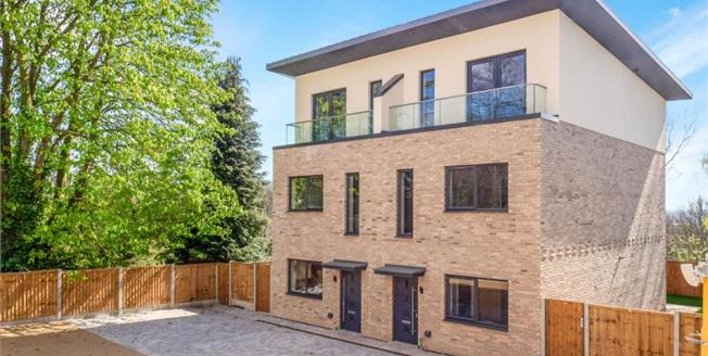Offers Over £400,000, 4 Bedroom Semi Detached House For Sale in Nottingham, NG3