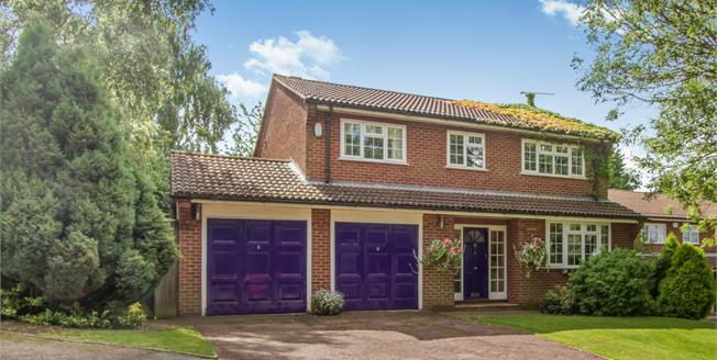 £430,000, 5 Bedroom Detached House For Sale in Oadby, LE2