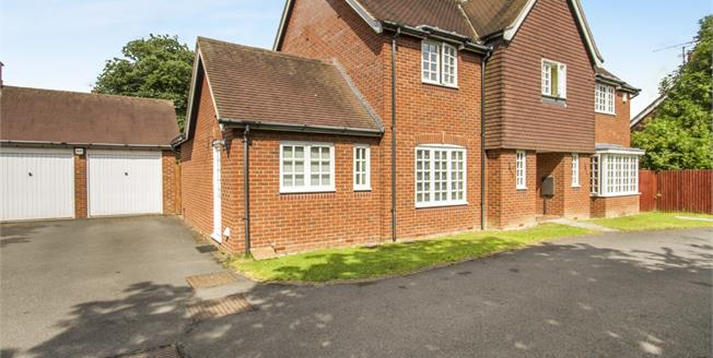 Asking Price £625,000, 4 Bedroom Detached House For Sale in Oadby, LE2
