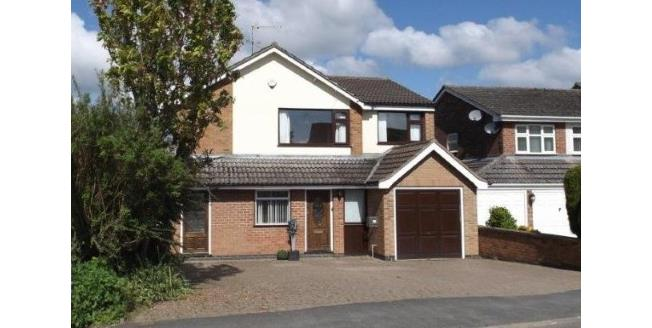 Guide Price £275,000, 4 Bedroom Detached House For Sale in Great Glen, LE8