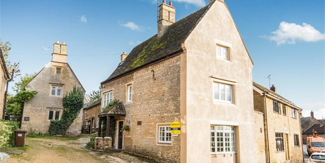 Offers Over £500,000, 5 Bedroom Detached Cottage For Sale in Gretton, NN17