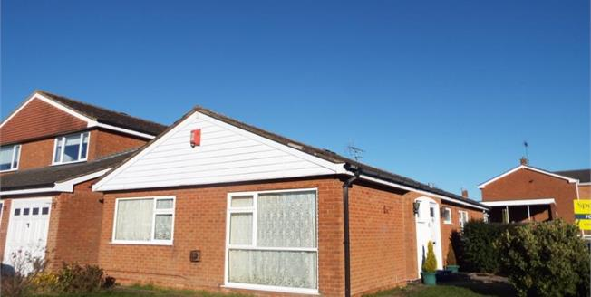 Offers Over £285,000, 3 Bedroom Detached Bungalow For Sale in Houghton-on-the-Hill, LE7