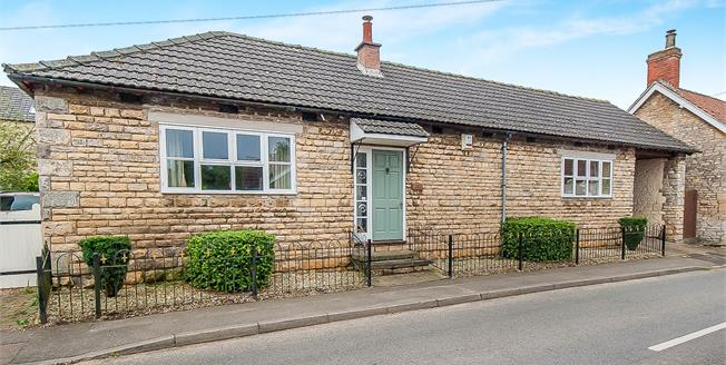 Guide Price £360,000, 4 Bedroom Detached Cottage For Sale in South Witham, NG33