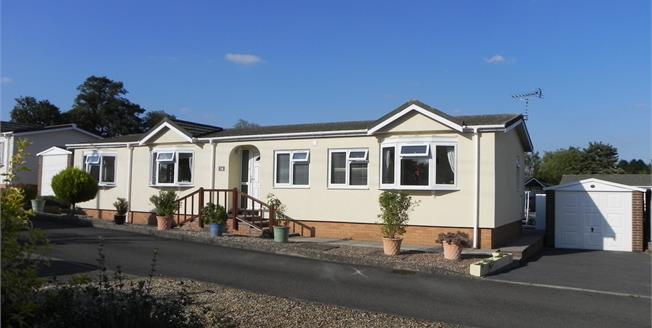 Guide Price £170,000, 2 Bedroom Detached Bungalow For Sale in Langham, LE15