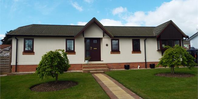 Asking Price £165,000, 2 Bedroom Mobile Home For Sale in Langham, LE15