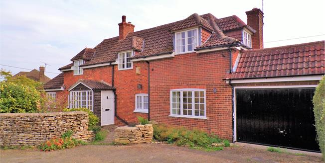 Guide Price £450,000, 3 Bedroom Detached House For Sale in Seaton, LE15