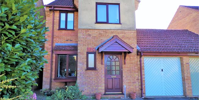 Guide Price £248,950, 3 Bedroom Detached House For Sale in Oakham, LE15