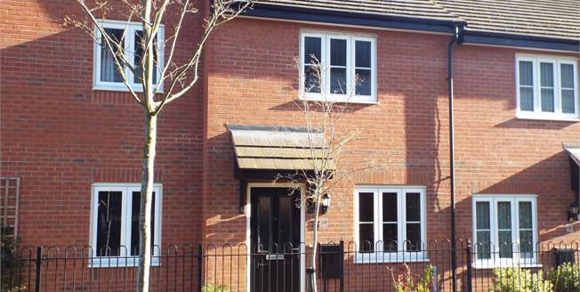 Asking Price £49,500, 2 Bedroom Terraced House For Sale in Oakham, LE15
