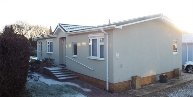 Asking Price £115,000, 2 Bedroom Detached Mobile Home For Sale in Langham, LE15
