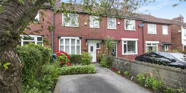 Offers Over £160,000, 3 Bedroom Terraced House For Sale in Stockport, SK2