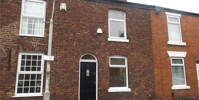 Offers Over £145,000, 2 Bedroom Terraced House For Sale in Hazel Grove, SK7